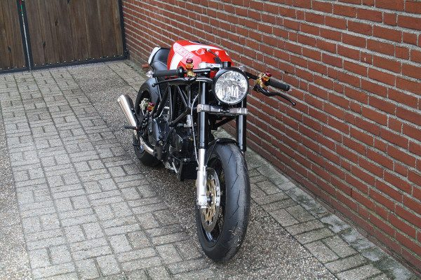 Ducati 750SS Cafe - Fighter 8