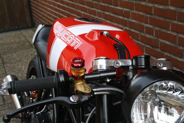 Ducati 750SS Cafe - Fighter 9