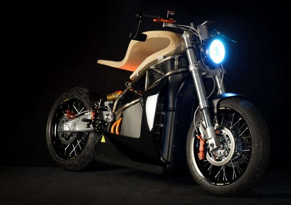 E-Raw V2 by Essence Motorcycles