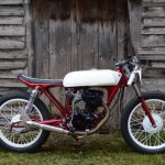 Honda CG125 Boardtracker