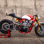 Honda Shadow Cafe Racer 3