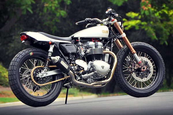 What Is A Tracker Motorcycle