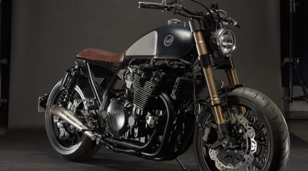 Yamaha XJ1200 by Lab Motorcycle