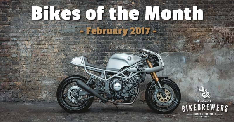 bikes of the month - february