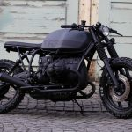 BMW R80RT Scrambler by Angry Motors