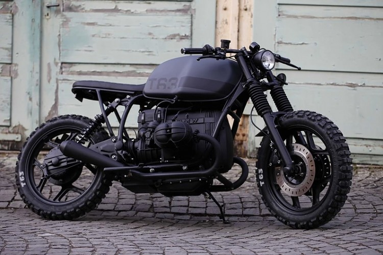 bmw r80rt scrambler by angry motors. Black Bedroom Furniture Sets. Home Design Ideas