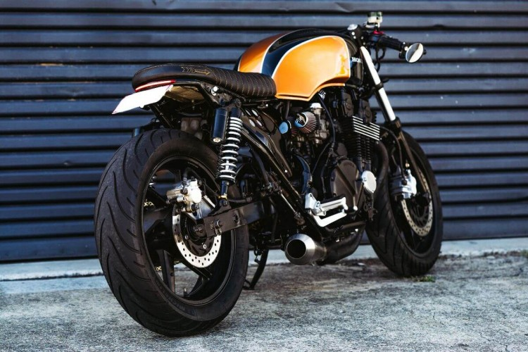 Honda Cb Brat Cafe on Honda Nighthawk 750 Scrambler
