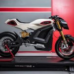 Italian Volt Lacama – Customizable 3D printed EV-Bike