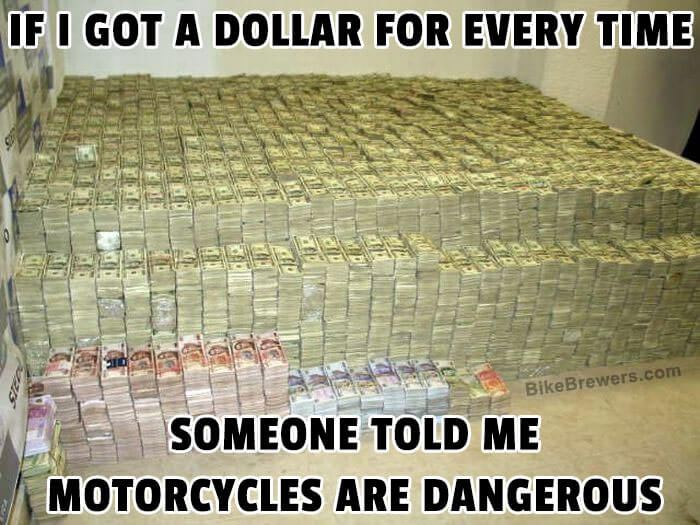 Motorcycles Dangerous