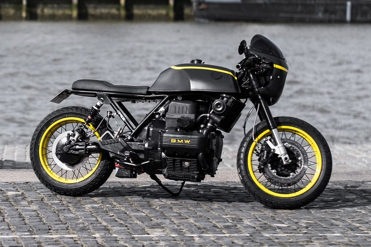 BMW K75 Cafe Racer 2