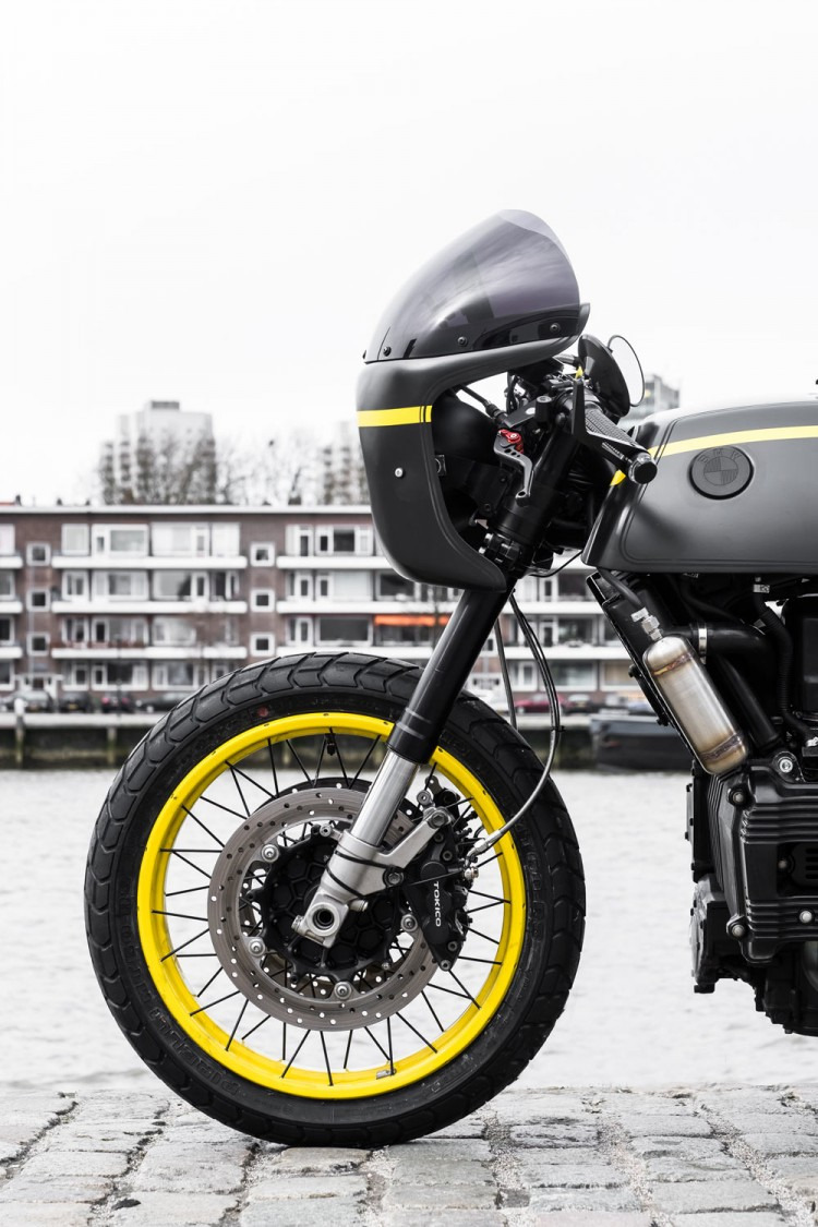 BMW K75 Cafe Racer 3