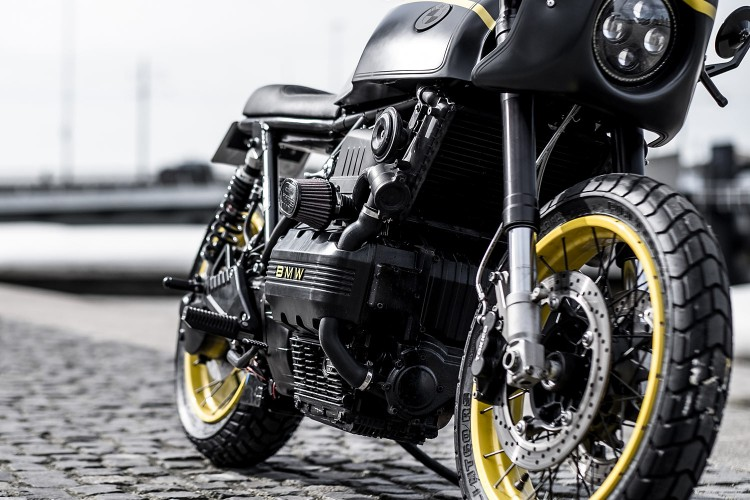 BMW K75 Cafe Racer 7