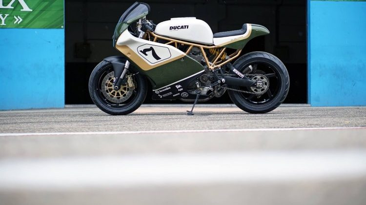 Ducati 900ss by Deep Creek
