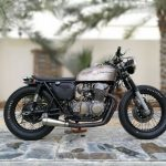 Honda CB750 Brat by Bikers Oasis 7