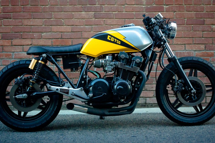 Honda CB750 by Ellis Brothers 3