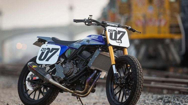 Yamaha DT-07 Street Tracker by JPD Cycles