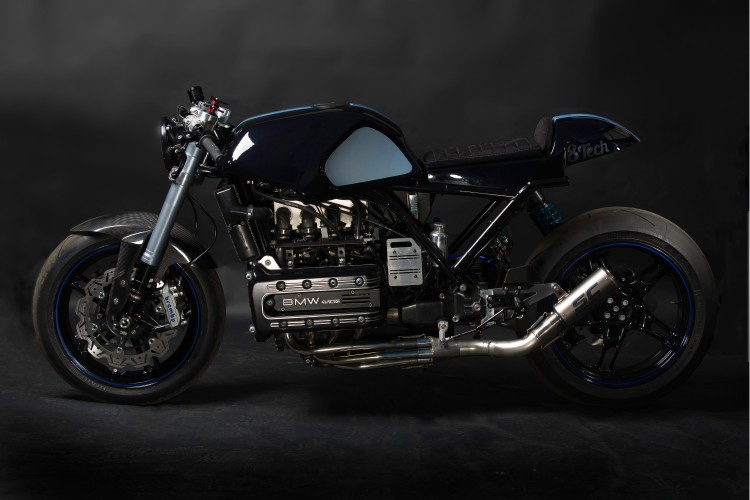 BMW K1100RS Cafe Racer 1