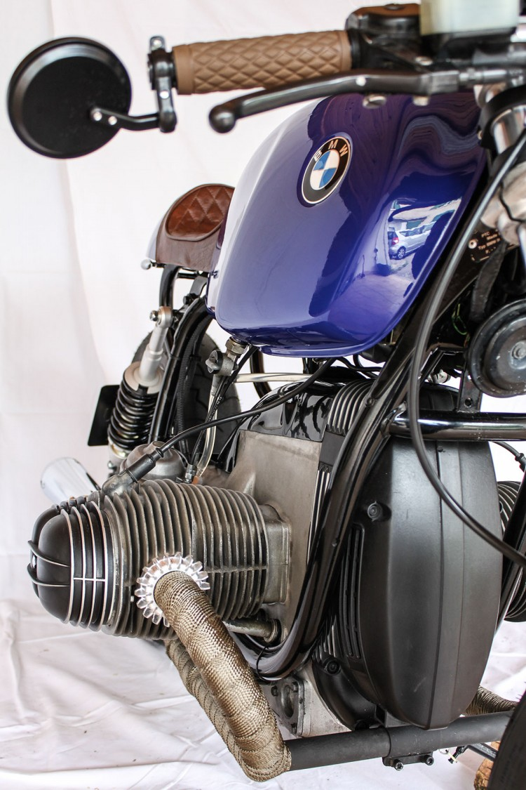 BMW R80RT Cafe 8