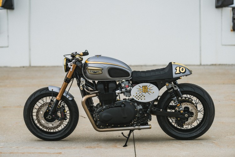 Triumph Cafe Racer Top 10 Best Of Best Bikebrewerscom