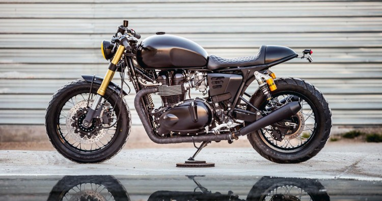 Triumph Cafe Racer >> Triumph Cafe Racer Top 10 Best Of Best Bikebrewers Com