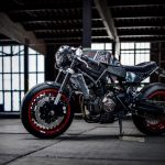 Yamaha XSR700: Chronos Joyride – Son of Time