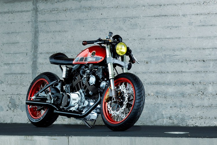 10 Best Yamaha Virago Cafe Racers | BikeBrewers com