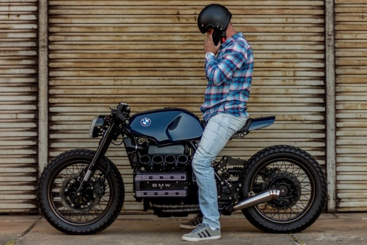 BMW K100 Cafe Racer 7