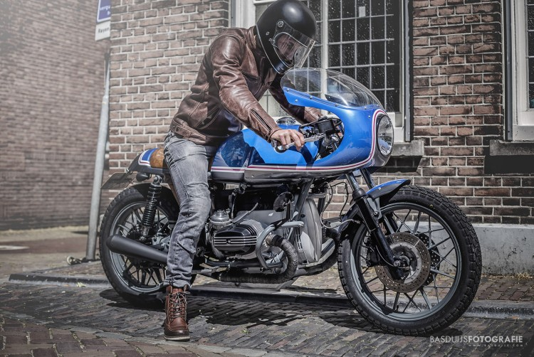 Bavarian Beauty Bmw R100rt Classic Racer By Wrench Kings