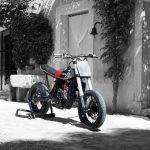 Husqvarna 450SMR by Hide Brussels