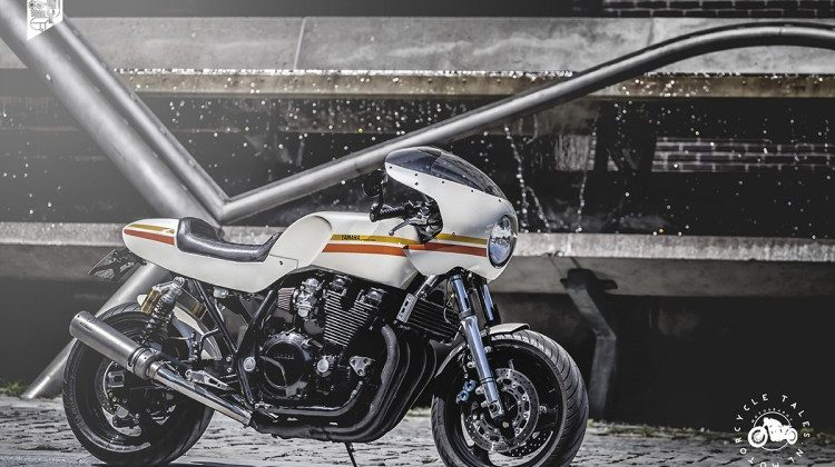Yamaha XJR1300 Cafe Racer by Wrench Kings