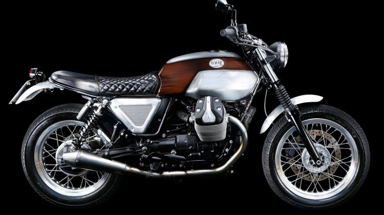 Moto Guzzi V7 Custom by Reverie