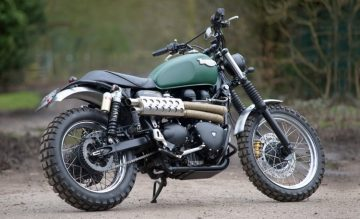 Scrambler Exhaust