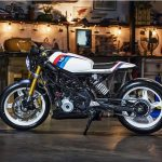 BMW G310R Cafe Racer by CRD