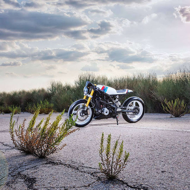 BMW G310R Cafe Racer 3