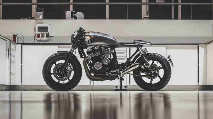 Honda CB750 by Bolt Motor Co.