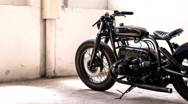 BMW R45 Bobber by CRD