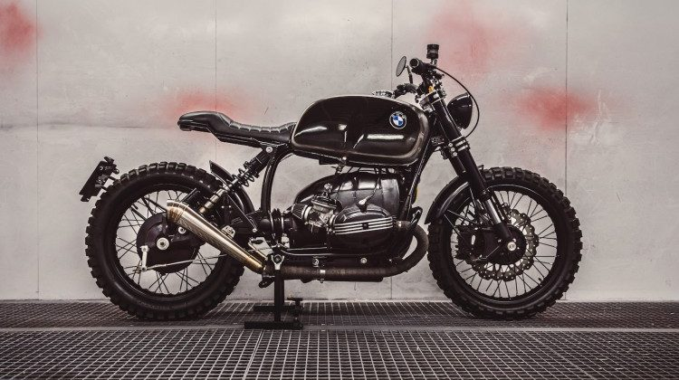 BMW R100RS Scrambler by Bolt Motor Co.
