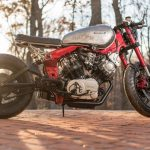 "Yamaha XV ""Project Vasquez"" by Industrial Moto"