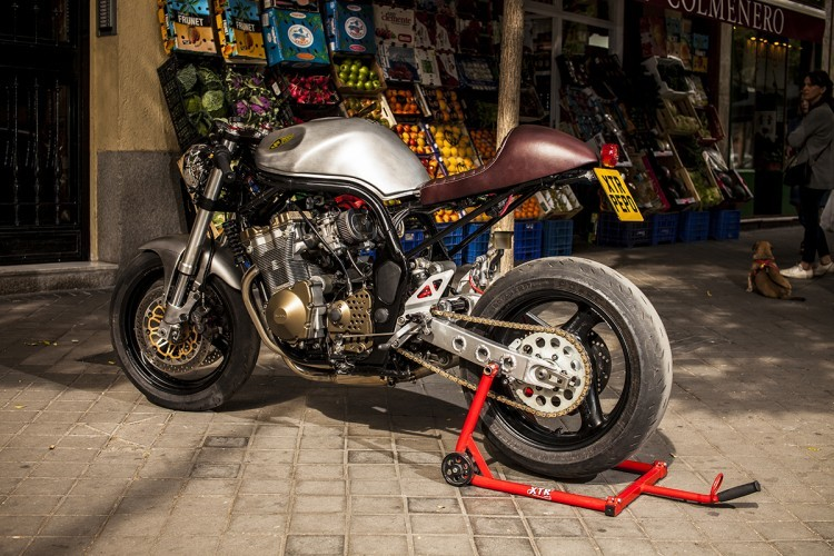 German Cafe Racer