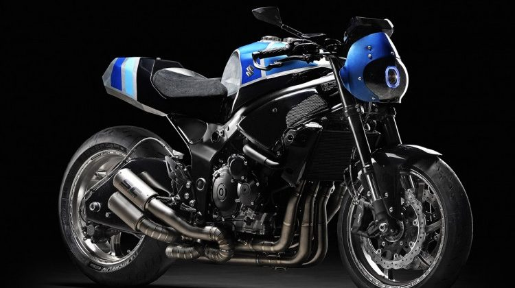 "Suzuki GSX750 ""Zero"" by Officine GP"