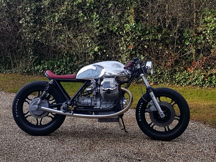 moto guzzi le mans cafe racer from albion with love. Black Bedroom Furniture Sets. Home Design Ideas