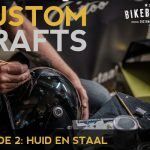 Custom Crafts Huid en Staal