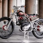 Tracker Nor Scrambler: Candy's SR400