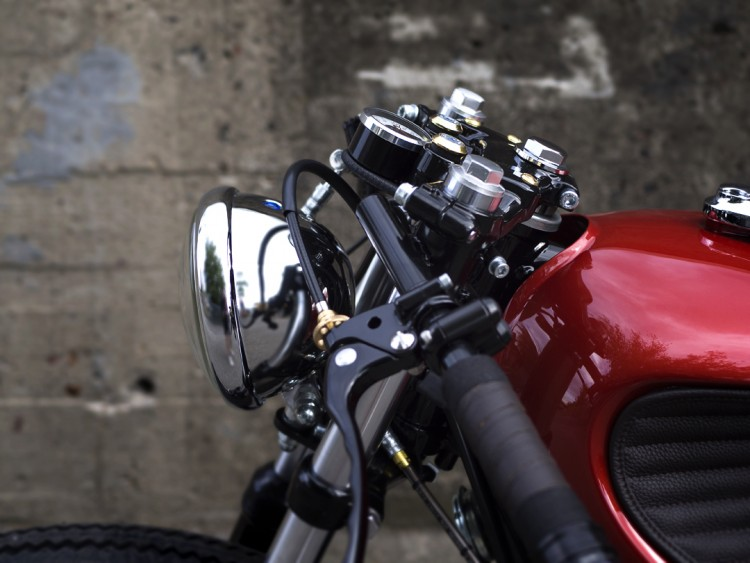 Building A Cafe Racer With No Experience