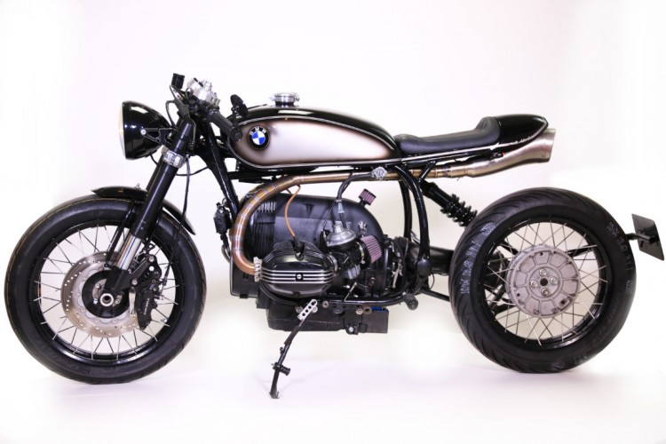 BMW R100R Cafe Racer 10