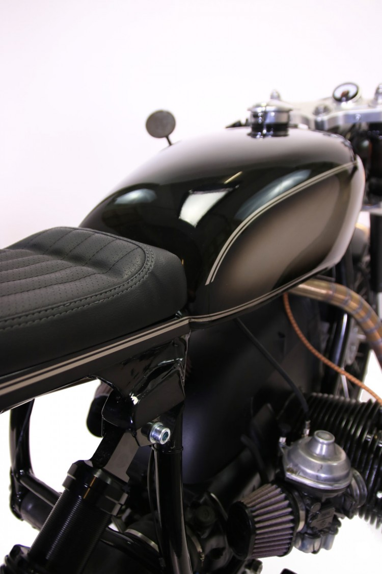 BMW R100R Cafe Racer 16