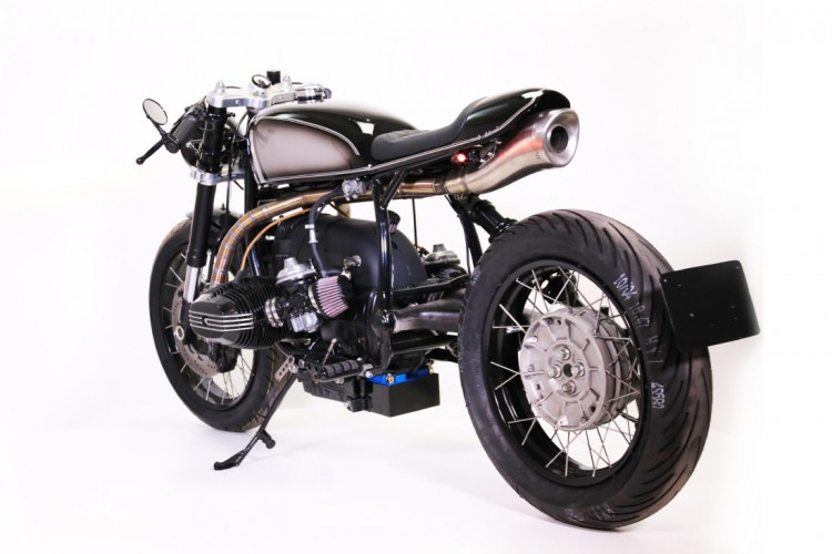 BMW R100R Cafe Racer 4