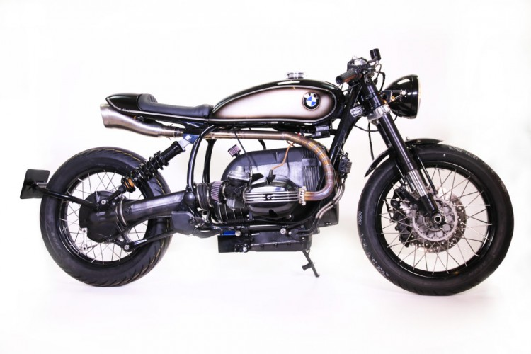 BMW R100R Cafe Racer 8