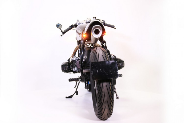 BMW R100R Cafe Racer 9