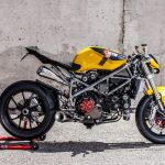 Ducati 848 Racer by XTR Pepo
